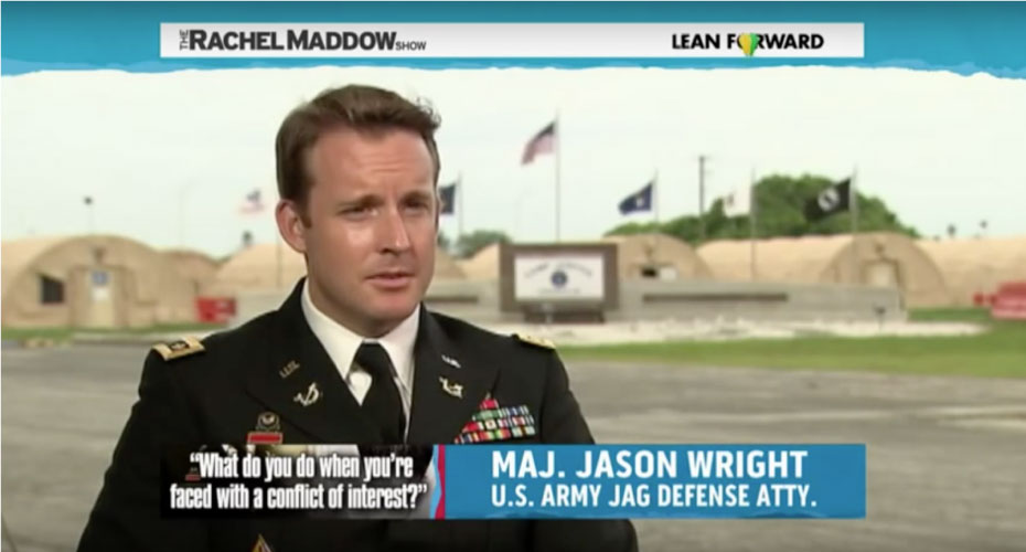Jason Wright on Maddow